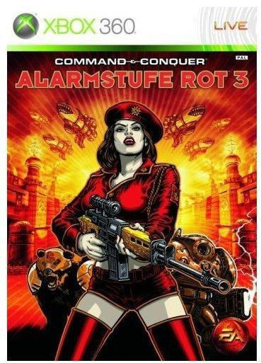 Electronic Arts Command & Conquer: Alarmstufe Rot 3 (Xbox 360)