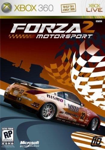 Microsoft Forza Motorsport 2 (PEGI) (Xbox 360)