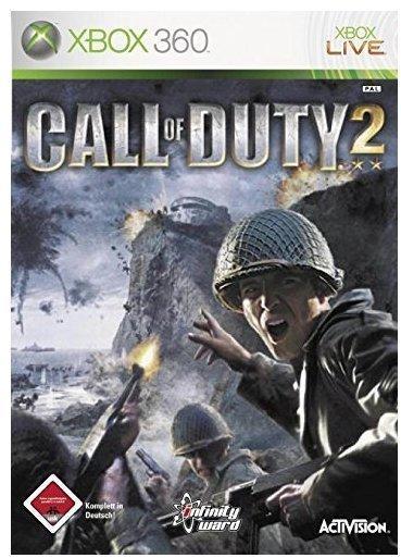 Call of Duty 2 Xbox