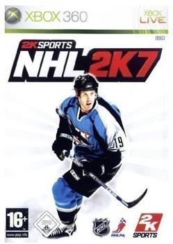 NHL 2K7 (Xbox 360)