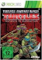 Teenage Mutant Ninja Turtles: Mutanten in Manhattan (Xbox 360)