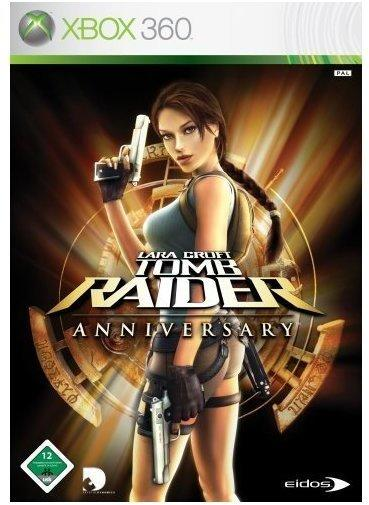 Eidos Tomb Raider: Anniversary