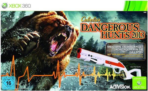 Cabela's Dangerous Hunts 2013 - Bundle (Xbox 360)