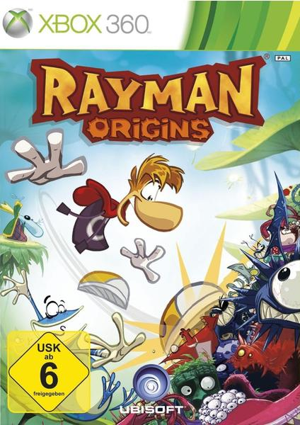 Rayman: Origins (Xbox 360)