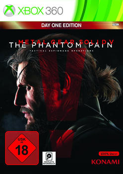 Metal Gear Solid 5: The Phantom Pain - Day One Edition (Xbox 360)
