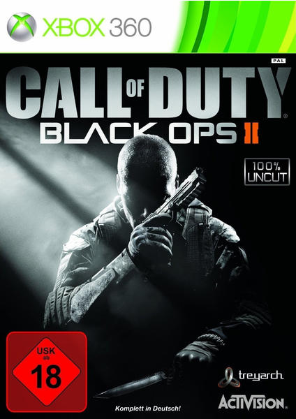 Activision Call of Duty: Black Ops II (Xbox 360)