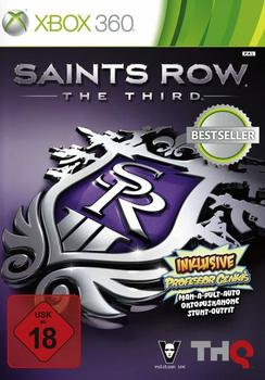 THQ Saints Row: The Third - The Full Package (Xbox 360)