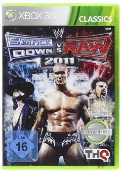 THQ WWE SmackDown vs. RAW 2011 (Classics) (Xbox 360)