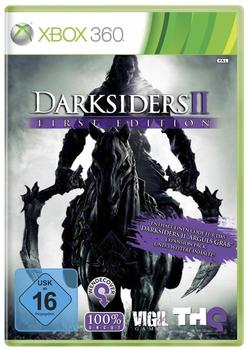 Darksiders 2: First Edition (Xbox 360)