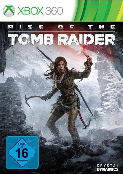 Rise of the Tomb Raider (Xbox 360)