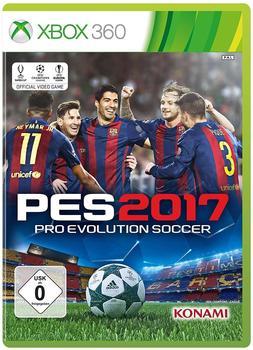 PES 2017 (Xbox 360)