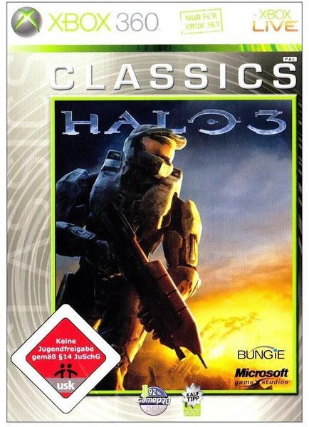 Microsoft Halo 3 (Classics) (Xbox 360)