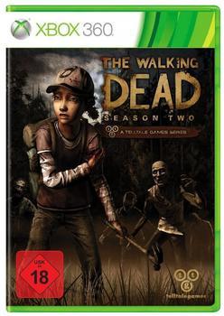 Telltale Games The Walking Dead: A Telltale Games Series - Season Two (Xbox 360)