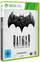 Warner Batman: The Telltale Series - Season Pass Disc (Xbox 360)