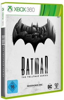 Warner Batman: The Telltale Series - Season Pass Disc (Xbox 360)