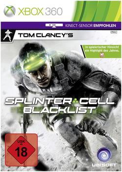 Ubisoft Splinter Cell: Blacklist (Kinect) (Xbox 360)