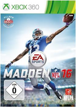 Madden NFL 16 (Xbox 360)