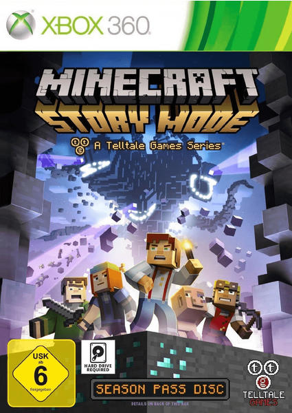 Telltale Games Minecraft: Story Mode (Xbox 360)