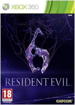 Capcom Resident Evil 6 (PEGI) (Xbox 360)