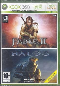Microsoft Halo 3 + Fable II (Bundle) (Xbox 360)