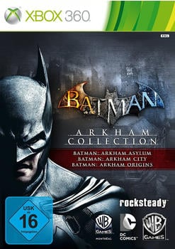 Batman: Arkham Collection (Xbox 360)