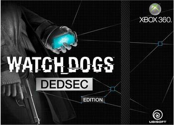 Ubisoft Watch Dogs - DedSec Edition (Xbox 360)