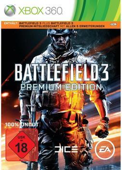 Battlefield 3: Premium Edition (Xbox 360)