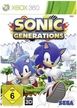 Sonic: Generations (Xbox 360)