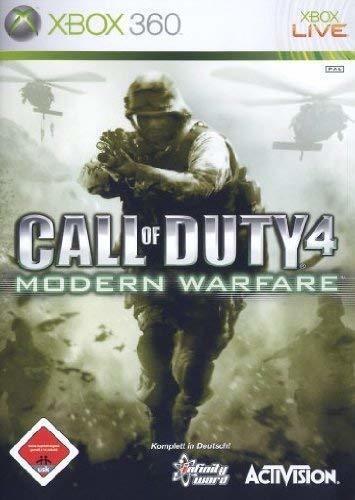 Activision Call of Duty 4: Modern Warfare (Xbox 360)