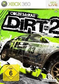 Codemasters Colin McRae: DiRT 2 (Xbox 360)