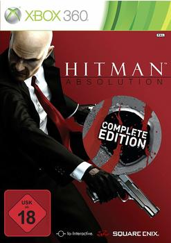 Square Enix Hitman: Absolution - Complete Edition (Xbox 360)
