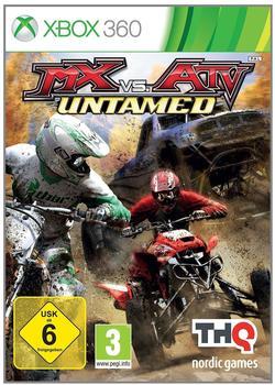 MX vs. ATV Untamed (Xbox 360)