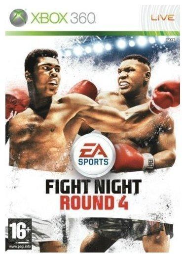 Electronic Arts Fight Night Round 4 (PEGI) (Xbox 360)