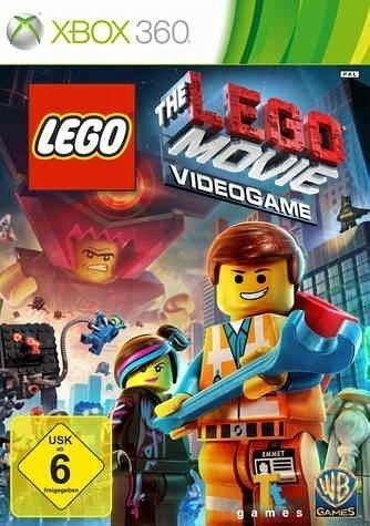 The LEGO Movie Videogame (Xbox 360)