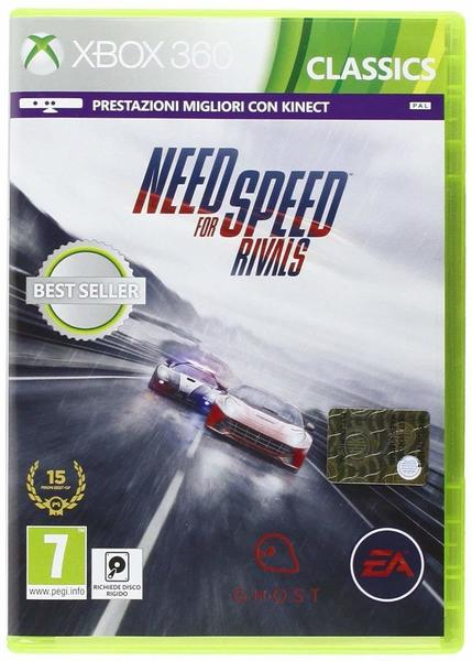 Electronic Arts Need for Speed Rivals (Classics) (Bestseller) (PEGI) (Xbox 360)