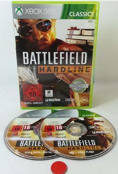 Electronic Arts Battlefield Hardline (Cassics) (Best Seller) (Xbox 360)