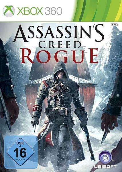 UbiSoft Assassins Creed: Rogue (Classics) (Xbox 360)