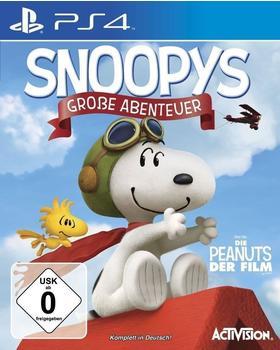 Snoopys große Abenteuer (Xbox 360)