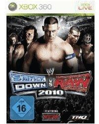 WWE SmackDown vs. RAW 2010 (Xbox 360)