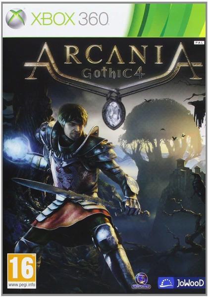 PQube Arcania: Gothic 4 (PEGI) (Xbox 360)