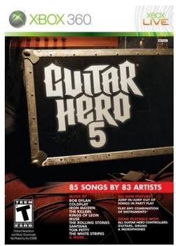 Activision Guitar Hero 5 (Xbox 360)