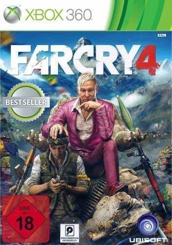 UbiSoft Far Cry 4 (Classics) (Xbox 360)