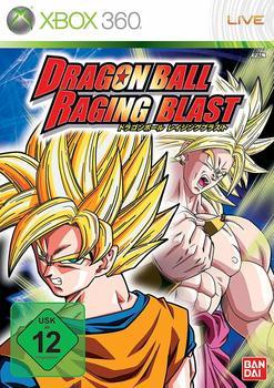 Dragon Ball: Raging Blast (Xbox 360)
