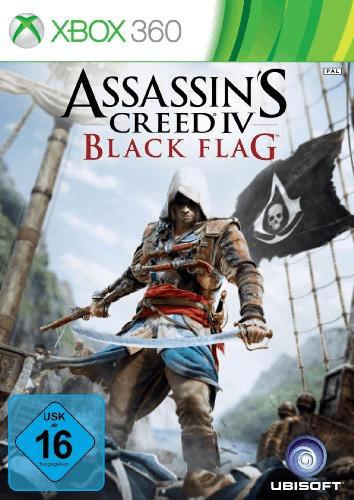 Ubisoft Assassins Creed IV: Black Flag (Bestseller) (Classics) (Xbox 360)