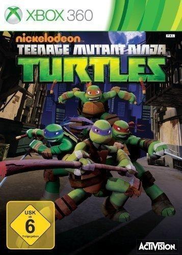 Nickelodeon Teenage Mutant Ninja Turtles (Xbox 360)