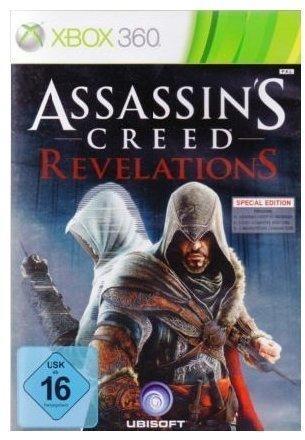 Ubisoft Assassins Creed Revelations Special Edition