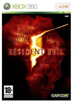 Capcom Resident Evil 5 (PEGI) (Xbox 360)