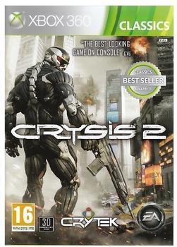 Electronic Arts Crysis 2 (Best Seller) (Classics) (PEGI) (Xbox 360)