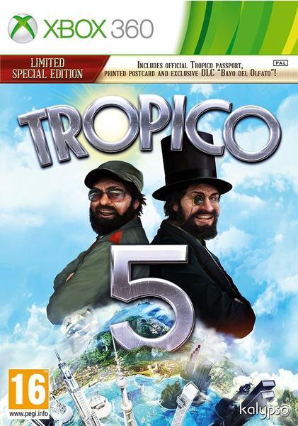 Microsoft Tropico 5 (PEGI) (Xbox 360)