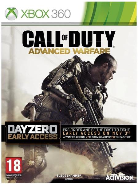 Activision Call of Duty: Advanced Warfare [AT-PEGI] (Xbox 360)